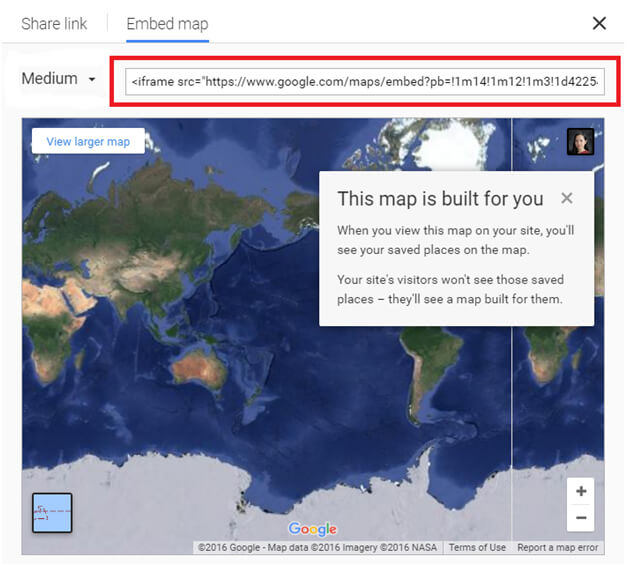 How do you share directions from Google Maps - Embed Google Maps Saved Google Maps on aeronautical maps, msn maps, bing maps, aerial maps, microsoft maps, goolge maps, road map usa states maps, online maps, android maps, googlr maps, iphone maps, gogole maps, googie maps, ipad maps, gppgle maps, topographic maps, stanford university maps, amazon fire phone maps, waze maps, search maps,
