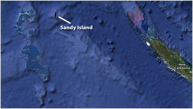 Sandy Island - Embed Google Maps on google hurricane sandy, google earth sandy, goldman sachs hurricane sandy,