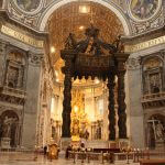 Vaticaan excursie sint pietersbasiliek 2